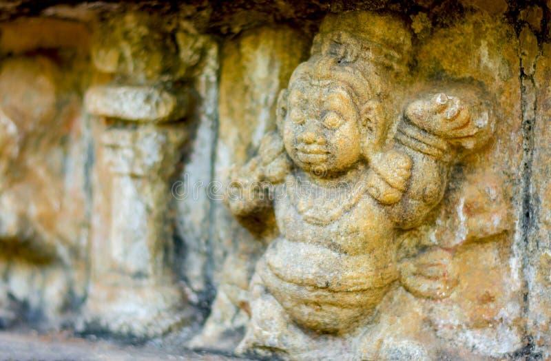 The Ruins Of Polonnaruwa in Sri Lanka. The Ruins Of Polonnaruwa, Sri Lanka. Polonnaruwa Is The Second Most Ancient Of Sri Lankas Kingdoms stock photos