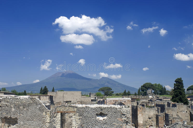 Download Ruins At Pompeii, Italy Royalty Free Stock Photos - Image: 13450158