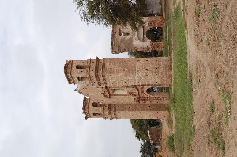 Download Ruins Of A Spanish Church Stock Images - Image: 10669004