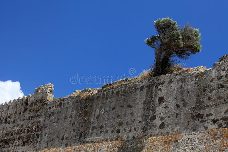 Ruins  of the Venetian Castle