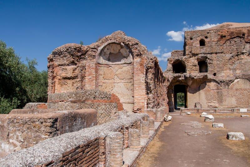 Download Ruins Of Villa Adriana Near Rome, Italy Stock Photo - Image: 25818566