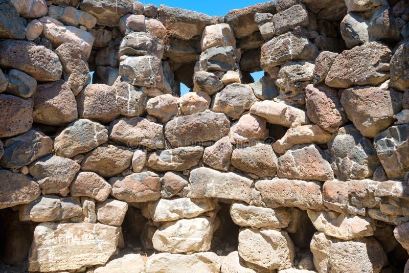 Ruiny antyczny miasto fotografia stock