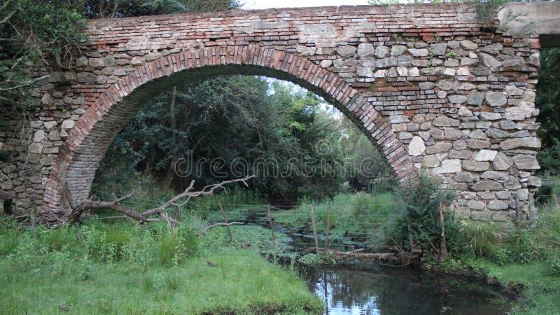 Ruiny ` comechingona ` zdjęcie stock
