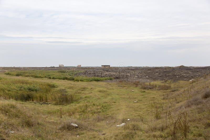 ruiny fabryczne obraz stock
