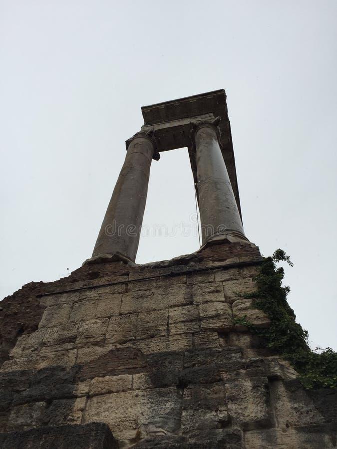 Ruiny Rzym zdjęcia stock