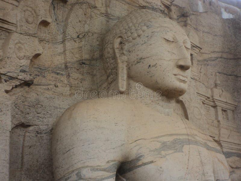 Ruiny ?wi?ty miasto w Sri Lanka zdjęcia royalty free