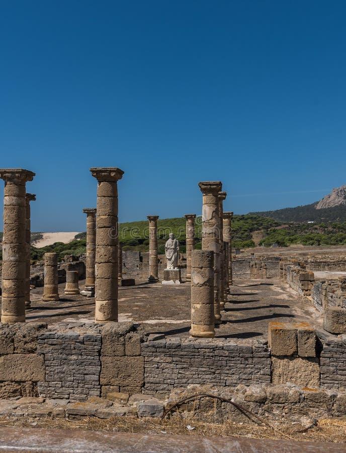 Ruiny za fotografia stock
