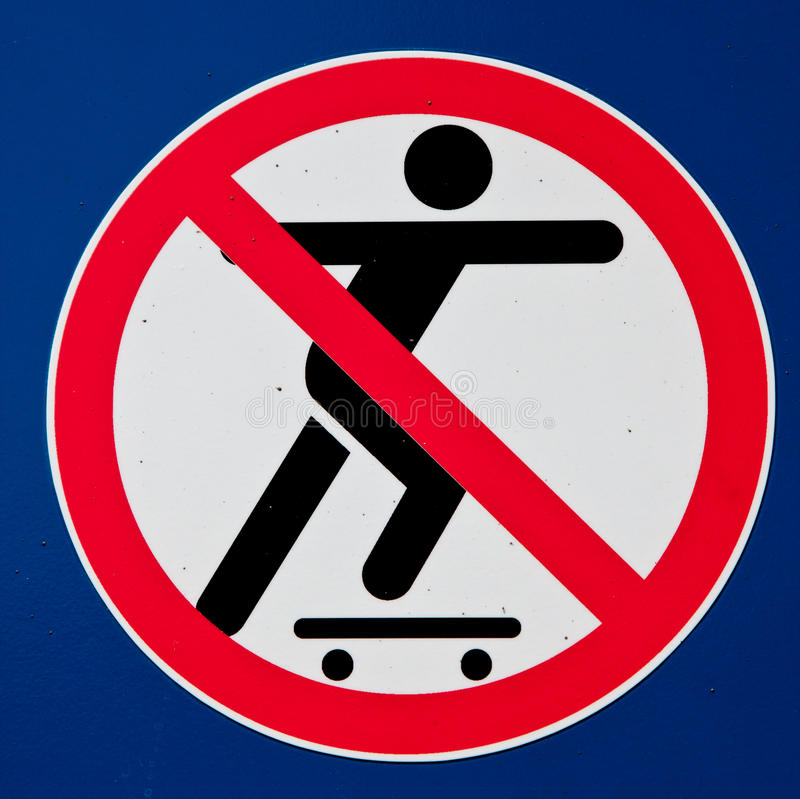 Download Rule stock image. Image of prohibited, blue, playground - 15039555
