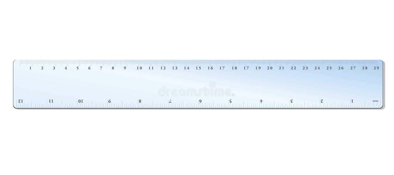 Ruler royalty free stock photography