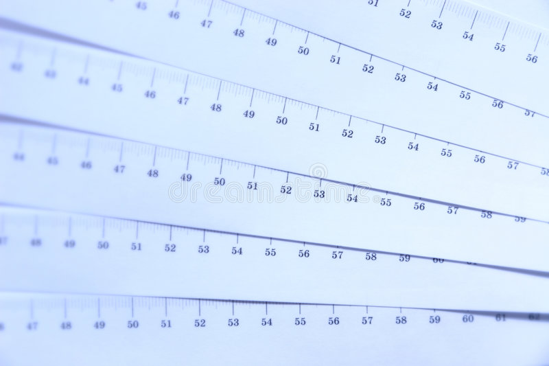 Ruler abstract background royalty free stock photos