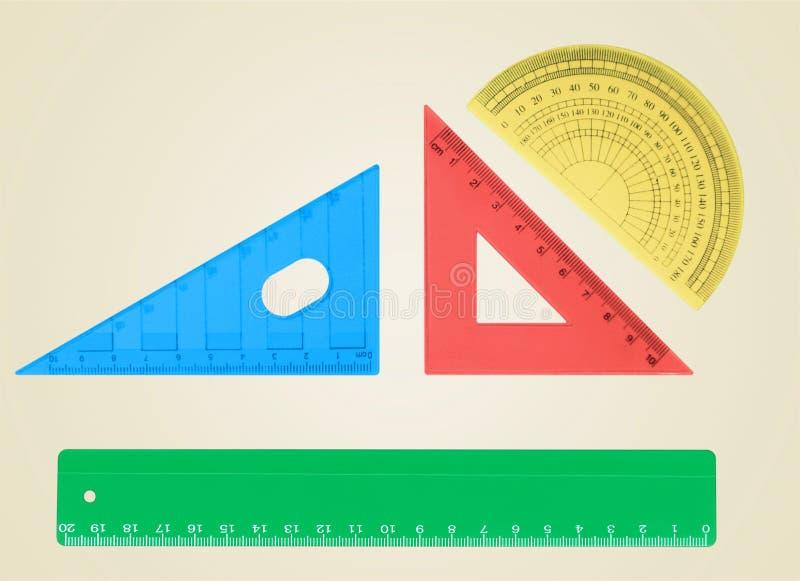 Ruler vector illustration
