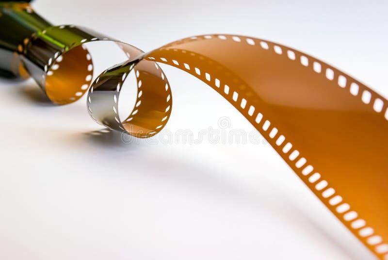 Rulle av filmen royaltyfri foto