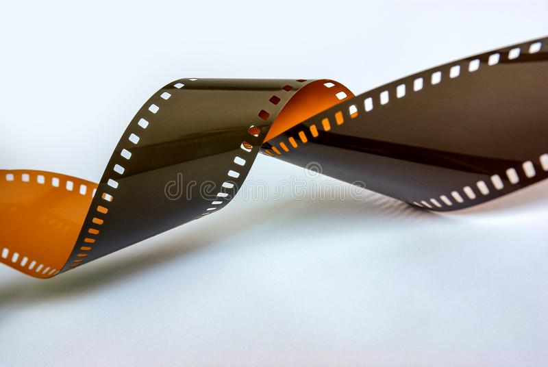 Rulle av filmen royaltyfri bild