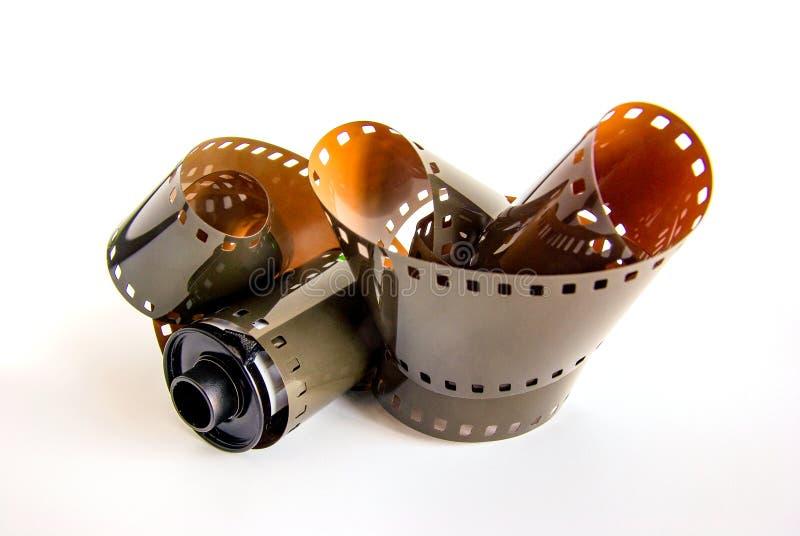 Rulle av filmen fotografering för bildbyråer