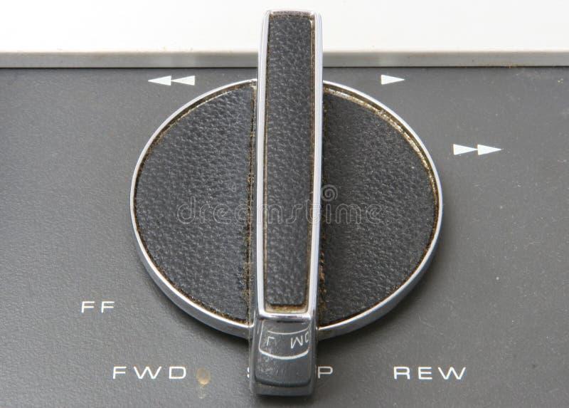 rulle för 06 analog till royaltyfri fotografi