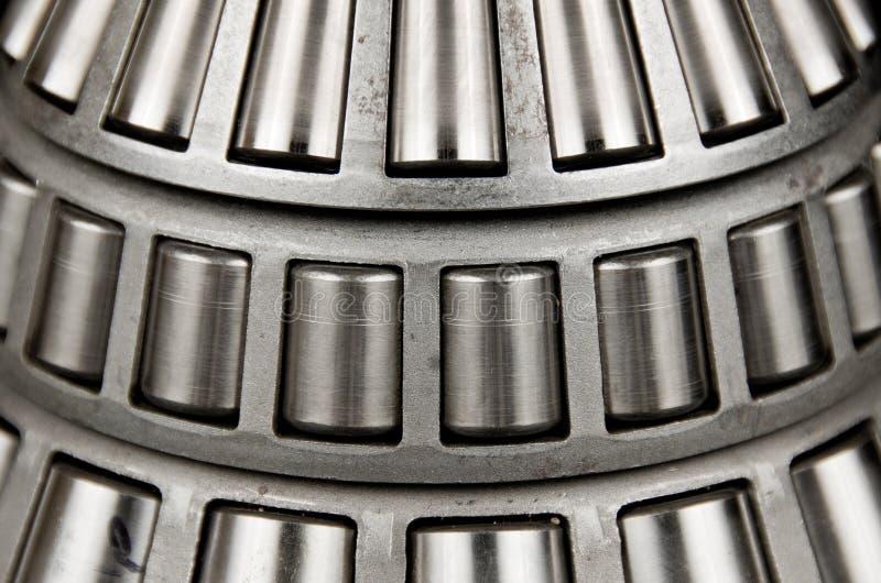 rulle för lagercloseupstift arkivfoto