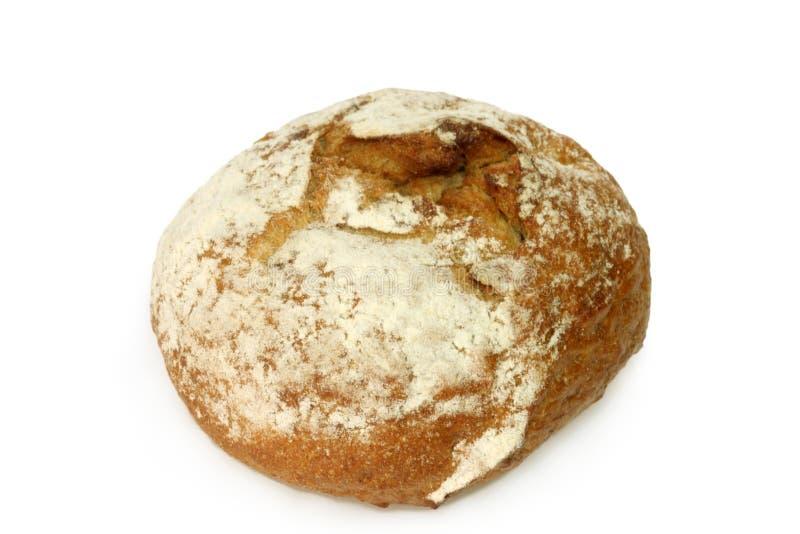 Rullo di pane di Rye immagini stock