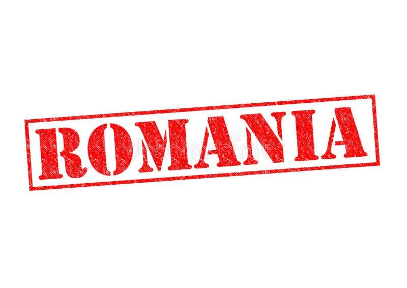 rumänien stock abbildung