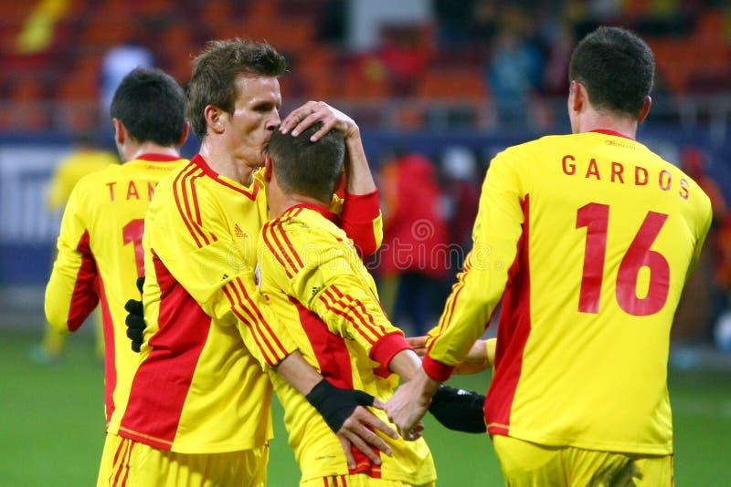Download Rumänien Belgien redaktionelles foto. Bild von übereinstimmung - 27725686