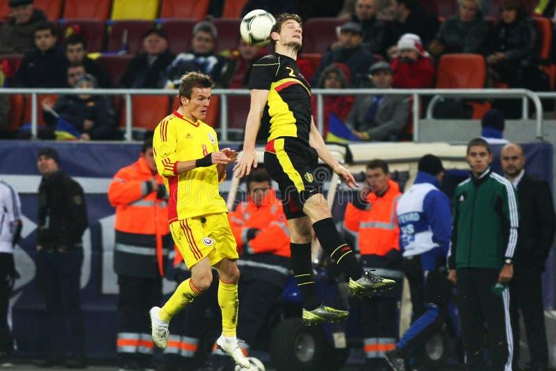 Download Rumänien Belgien redaktionelles foto. Bild von freude - 27725696