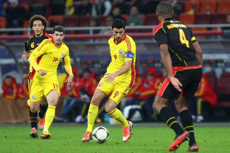 Download Rumänien Belgien redaktionelles bild. Bild von beifall - 27725735