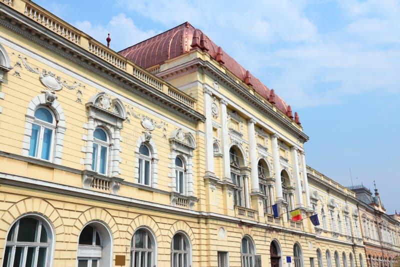 Rumänien - Oradea royaltyfri fotografi