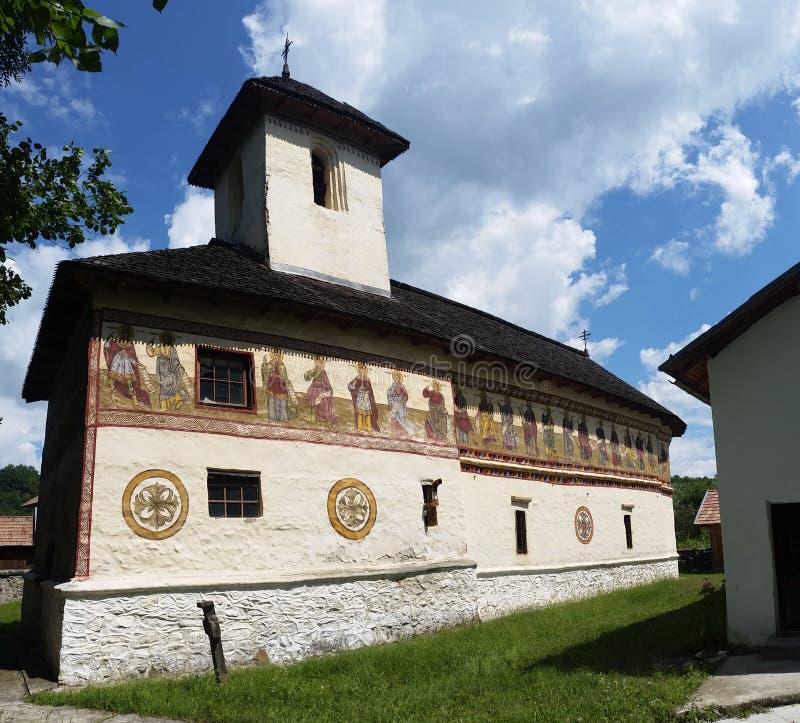 Rumänische orthodoxe Kirche lizenzfreie stockfotografie