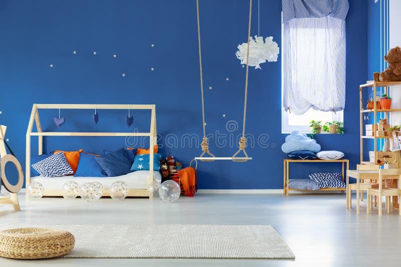 Rum av barnet royaltyfria bilder