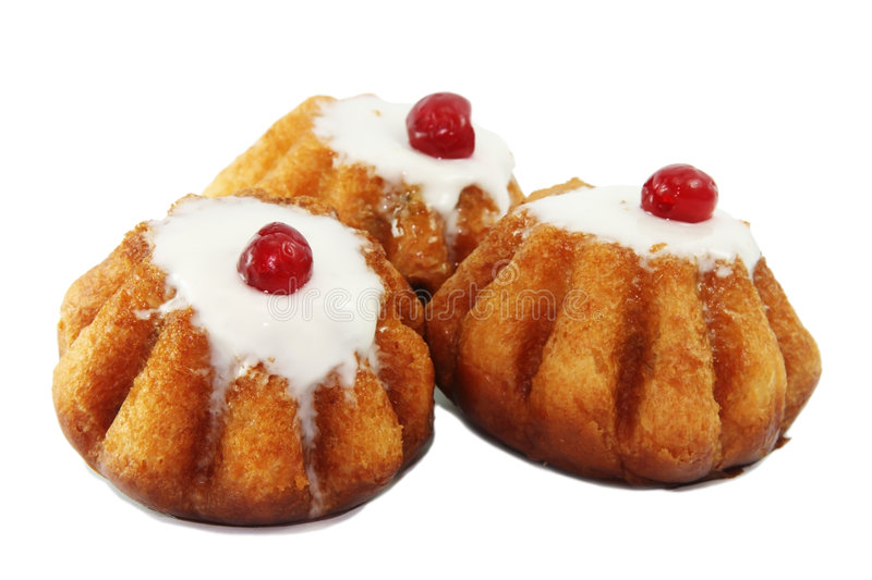Rum baba stock photography