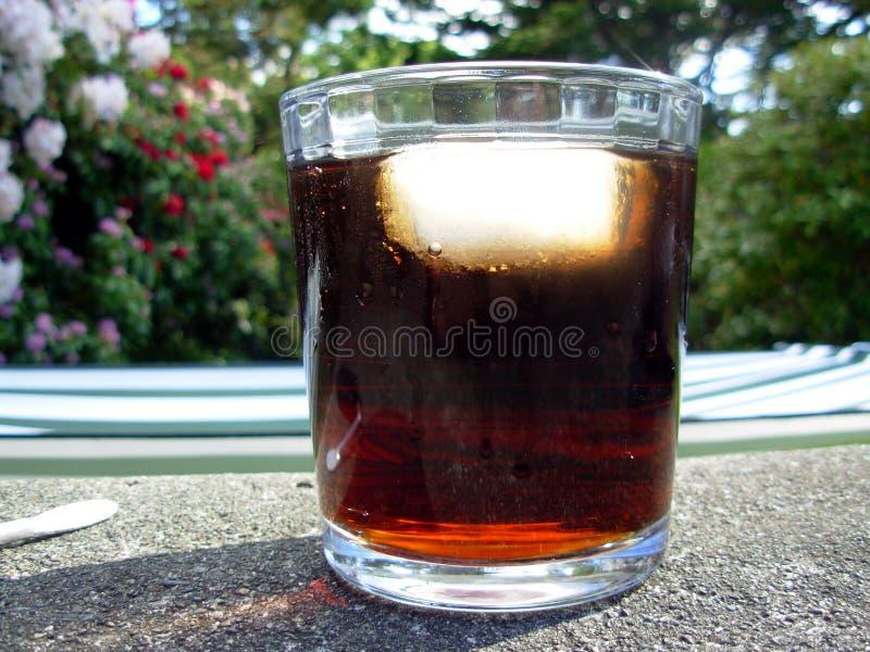 Rum e coke immagini stock
