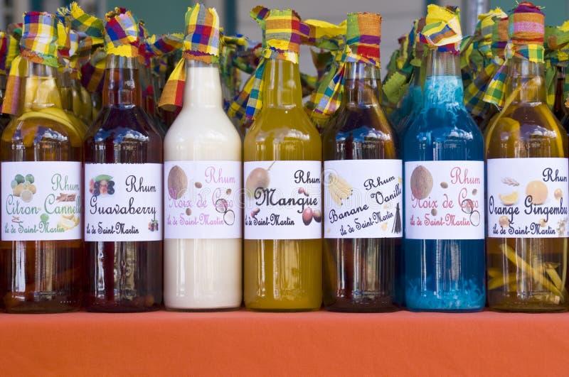 Rum Flavored imagem de stock