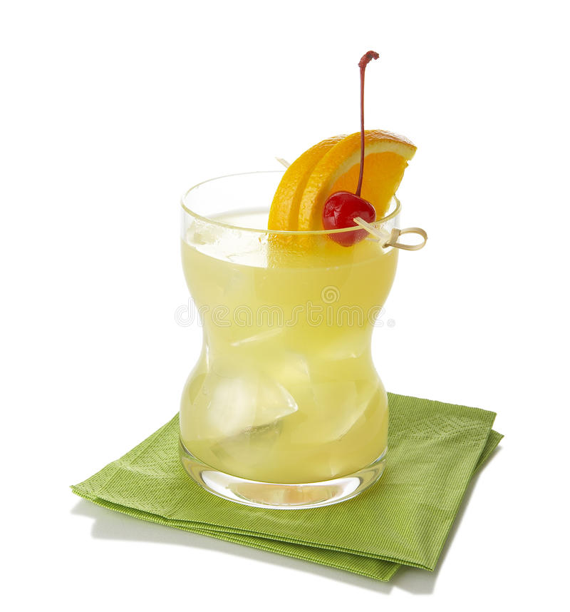Rum punch, drink stock photos