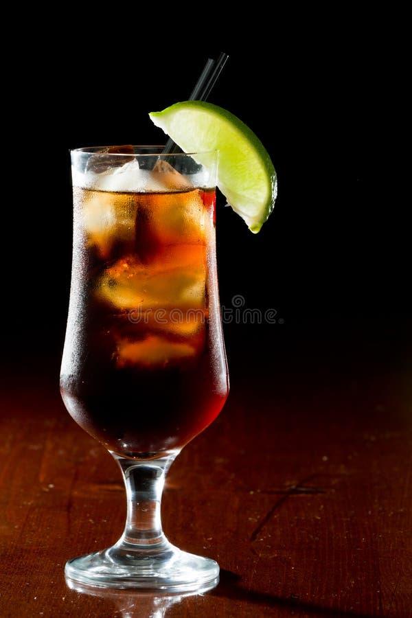 Rum und Kolabaum stockbild