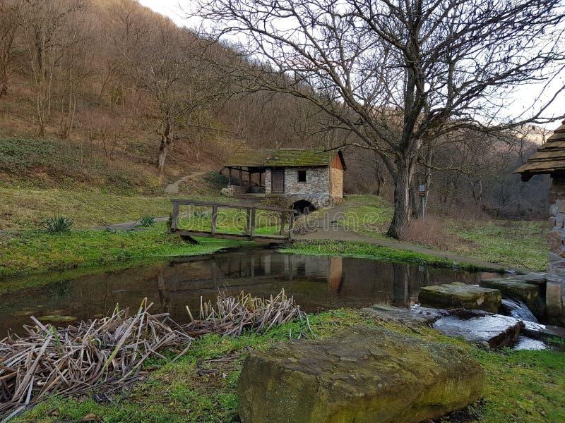 Rumania rural fotos de archivo libres de regalías
