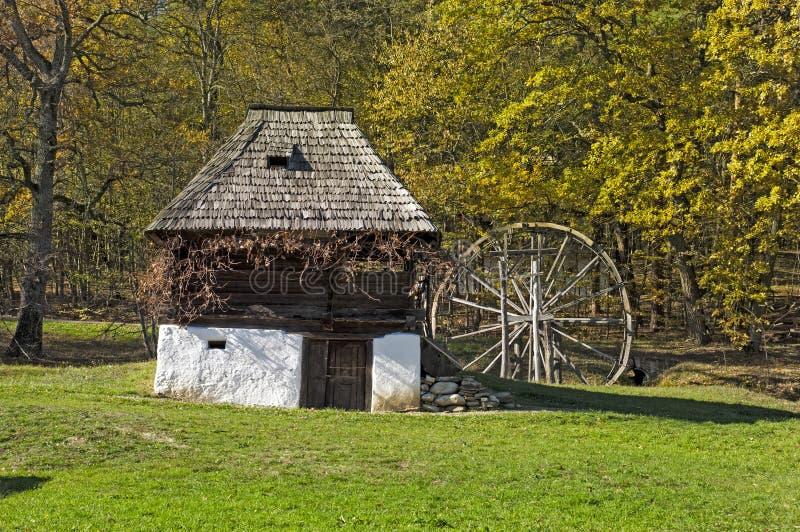 Rumania rural fotografía de archivo