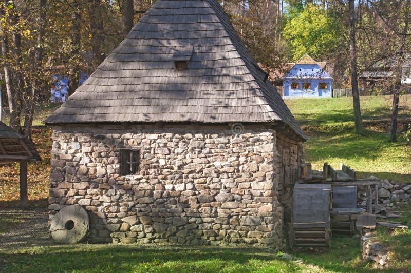 Rumania rural imagenes de archivo