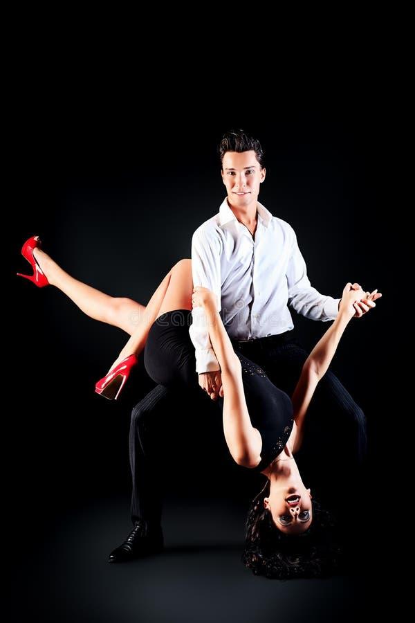 Rumba taniec fotografia royalty free