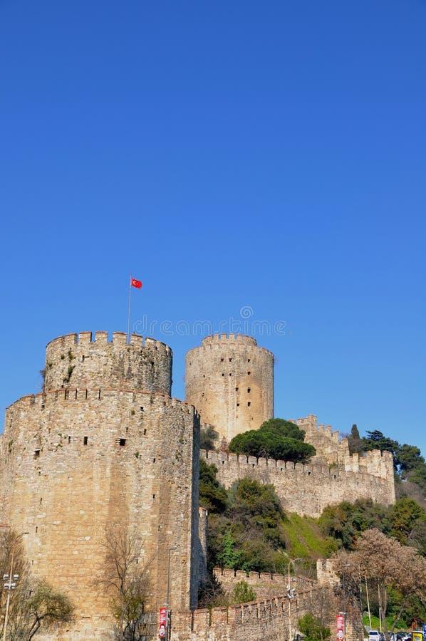 Download Rumeli Fortress stock image. Image of bosphourus, landmark - 39512731