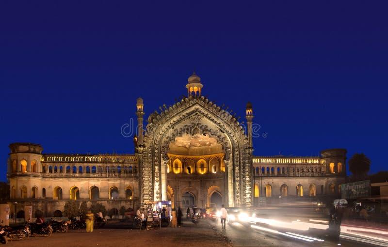 Rumi Gate (Darwaza) royaltyfria foton