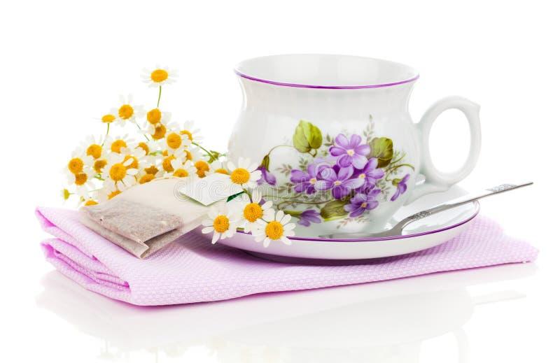 Rumianek herbata zdjęcia royalty free