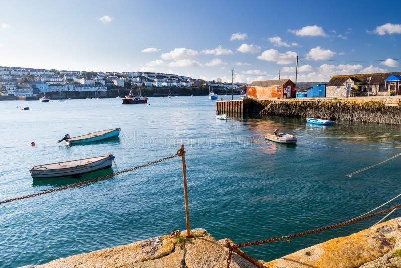 Rumienić się Cornwall obraz stock
