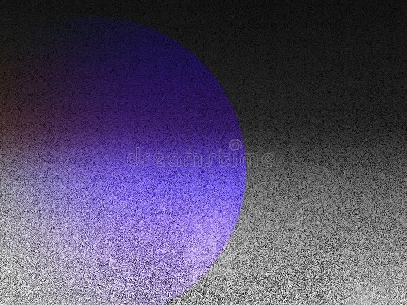 Rumore porpora Melodia porpora Blu porpora fotografia stock libera da diritti