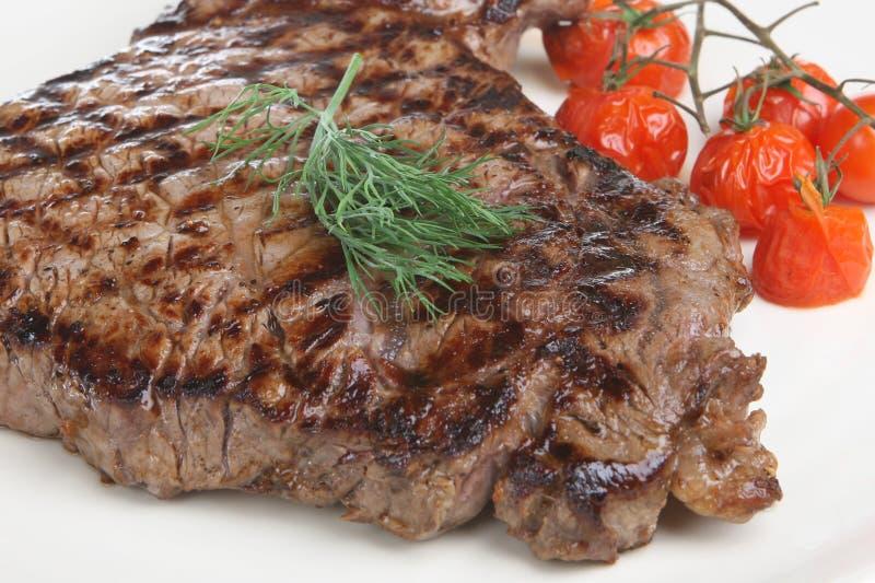 Download Rump Steak Dinner stock image. Image of macro, rump, beef - 8303253