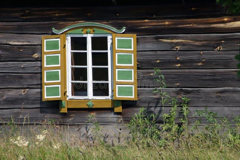 Rumsiskes Window royalty free stock photos