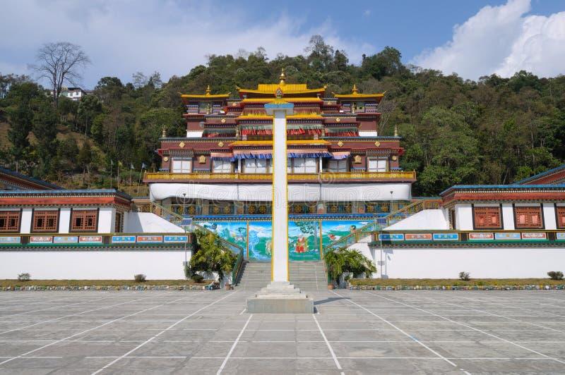 Download Rumtek Gompa stock photo. Image of karmapa, monastery - 25808094