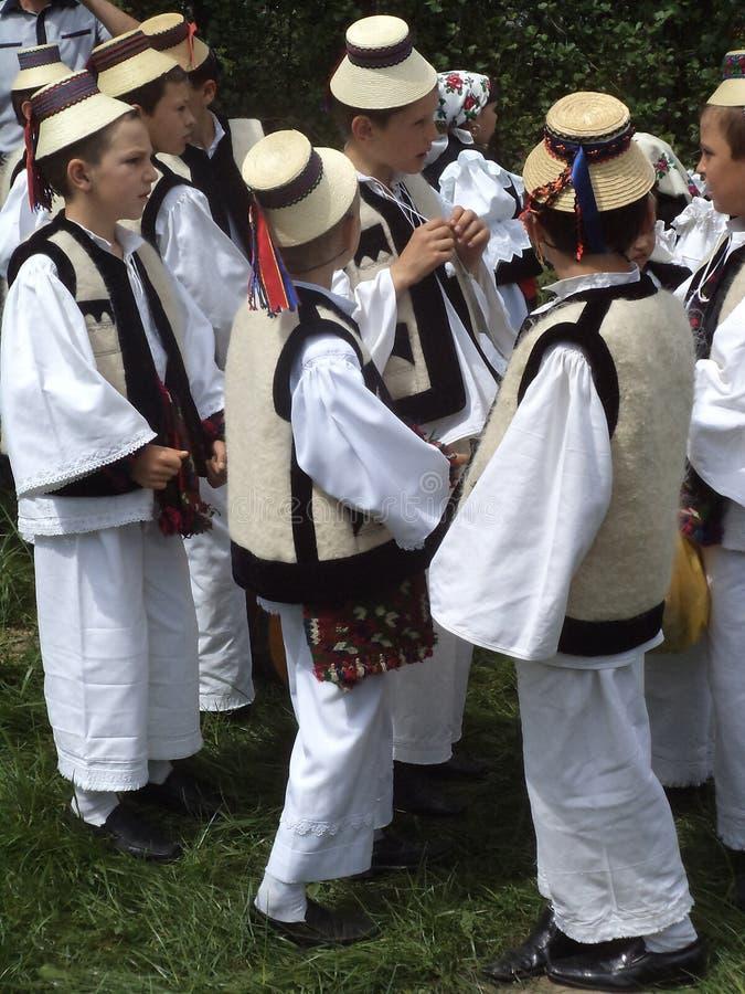 Rumuńska tradycja 1 zdjęcia stock
