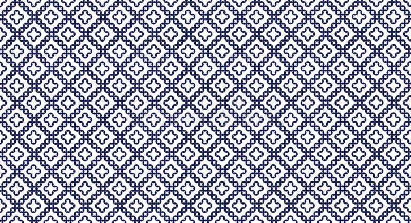 Download Rumuński popularny wzór ilustracji. Ilustracja złożonej z symbol - 57651433