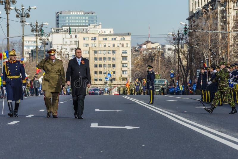 Rumunia święto państwowe zdjęcia royalty free