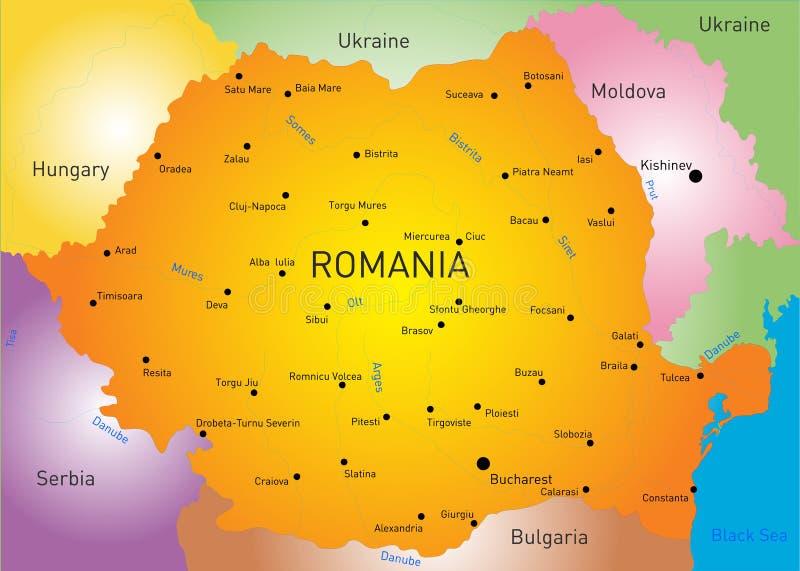 Rumunia ilustracji