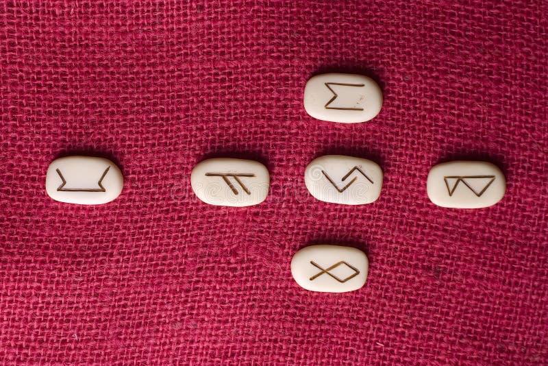 runas стоковое фото